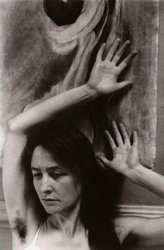 Georgia O'Keeffe av Alfred Stieglitz 1918