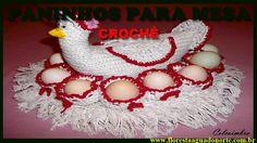 Amazônia - Crochê - Artesanato - Paninhos de Mesa - Celcoimbra - FAN