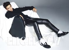 BIGBANG's T.O.P in High Cut Photo Shoot, Opens Up about His Love Life