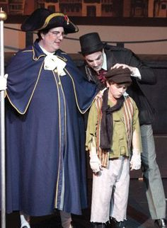 'Oliver!' brings musical feel back to Perry Players