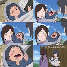 Sasuke's acting like a brat hahhhaha one of the funniest itachi scene ever!