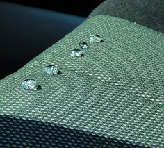 Carseat protected by Nanotechnology Textile Sealant - www.nanotechnology-solutions.com