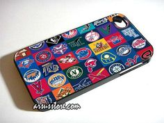 Major League Baseball MLB Team Logo iPhone Case 5 5S 5C 4 4S
