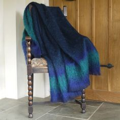 Mohair Throws and bed spreads