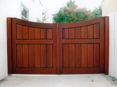 Premium Wood Gates built with Garden Passages satisfaction guarantee and turn-key service have stood as the industry benchmark for over ten years. Arch Gate, Fence Gate, Fences, Wood Gates, Garage Extension, Heavy Duty Hinges, Quonset Hut, Double Gate, Thick Body