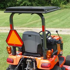 Exmark Mowers 470555861067723798 - Hardtop ABS Plastic Canopy for Kubota Tractors and Mowers – Black Source by Small Tractors, Compact Tractors, Lawn Equipment, Outdoor Power Equipment, Kubota Lawn Tractors, Tractor Canopy, Tractor Accessories, Zero Turn Mowers, Cub Cadet