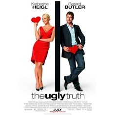 The Ugly Truth ❤ liked on Polyvore featuring movies and filmes
