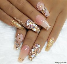 Beautiful 3D Nail Art for this Week Stylish & Popular - Reny styles