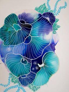 Corail 2 peinture de corail lalcool dencre Art peinture