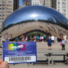 how to get a chicago library card