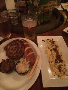 The Butcher Shop @ Midtown Miami - Lamb sausage  maccheese ⭐️⭐️⭐️⭐️