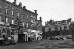 Market Square, Hanley.