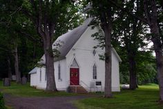 Old Time Church 4