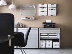 GALANT rolluikkast | #IKEA #werkplek #kantoor #archiefkast #kast