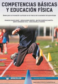Competencias básicas y educación física. Ebook gratuito, para descargar, en formato pdf.