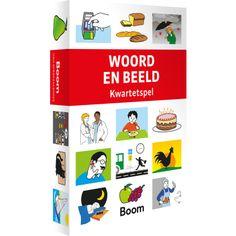 NT2.nl | Woord en beeld kwartetspel | Bondi Sciarone | 9789024430055 Peanuts Comics, Authors