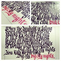 Big city nights -Scorpions-