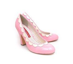BAIT footwear - pink heels FTW