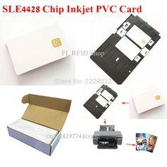 $114.00 (Buy here: https://alitems.com/g/1e8d114494ebda23ff8b16525dc3e8/?i=5&ulp=https%3A%2F%2Fwww.aliexpress.com%2Fitem%2F200PCS-LOT-SLE4428-Contact-Chip-White-PVC-Inkjet-Card-Printable-by-Epson-L800-T50-Canon-PIXMA%2F32693139072.html ) 200PCS/LOT SLE4428 Contact Chip White PVC Inkjet Card Printable by Epson L800 T50 Canon PIXMA IP4600 IP4700 IP4680 IP4760 MG5250 for just $114.00
