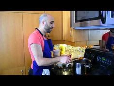 Rudy does it all - Traditional Lebanese Rice