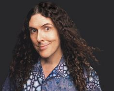 """""""Weird Al"""" Yankovic- The Alpocalypse Tour is coming to the Rialto Square Theatre on October 12, 2013! Tickets are on sale now at the box office."""