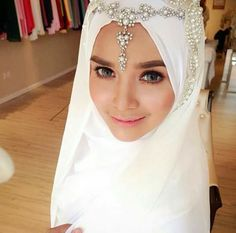 Lovely malay bride,