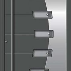 New Gate Design, Home Door Design, Duplex House Design, Steel Doors, Milano, Shopping, Chop Saw, Doors, Metal Driveway Gates
