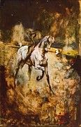 "New artwork for sale! - "" White Horse by Boldini Giovanni "" - http://ift.tt/2zwWYx7"