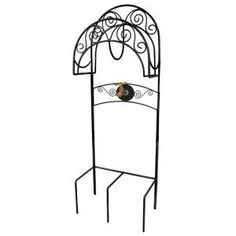Liberty Garden Products Decorative Hose Stand-640 at The Home Depot