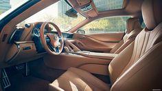 2018 Lexus LC 500 Coupe interior