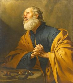 "GerritVanHonthorstSaintPeterPenitent Spiritualdirection.com blog post ""abuses of Divine Mercy"" by Dan Burke"