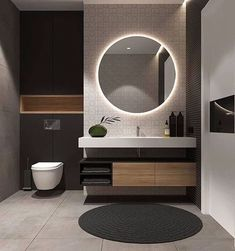 Examples Of Minimal Interior Design For Bathroom Decor 45 de. - Examples Of Minimal Interior Design For Bathroom Decor 45 design - Diy Bathroom, Bathroom Goals, Simple Bathroom, Modern Bathroom Design, Bathroom Interior Design, Modern Interior Design, Home Design, Bathroom Ideas, Bathroom Designs