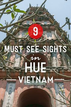 Hue Vietnam must see sights.One day in the UNESCO Imperial City! Hue Vietnam must see sights.One day in the UNESCO Imperial City! Hue Vietnam, Danang Vietnam, Vietnam Flag, Saigon Vietnam, North Vietnam, Vietnam Travel Guide, Asia Travel, Traveling Europe, Hanoi