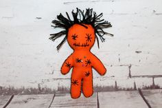 Gag Gifts, Cute Gifts, Voodoo Dolls, Doll Shop, Super Happy, Doll Face, Tigger, Halloween Decorations, Handmade