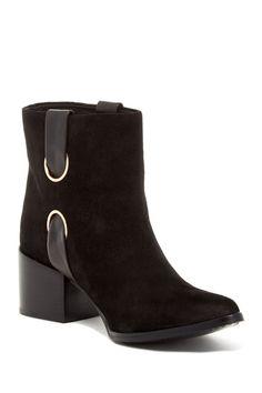 Rachel Zoe Black Pearce Boot