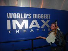 Sydney Australia - Darling Harbor - Largest IMAX ever Australia Shopping, Darling Harbour, Theatres, World's Biggest, Sydney Australia, Places Ive Been, Restaurants, Around The Worlds, Restaurant