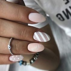 Find images and videos about nails, design and nail art on We Heart It - the app to get lost in what you love. Summer Acrylic Nails, Pastel Nails, Perfect Nails, Gorgeous Nails, Pretty Nail Designs, Nail Art Designs, Cute Nails, Pretty Nails, Short Almond Nails