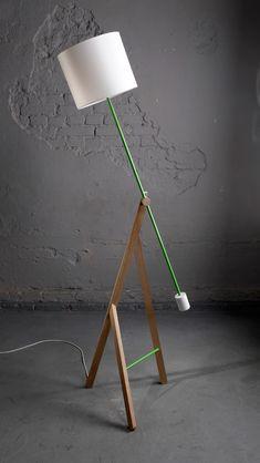 The Good King Henry Lamp by Dorota Kulawik & Jan Modzelewski