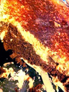 Ni Freír Un Huevo: Tiramisu con bizcocho de Choco al Nespresso Volluto con toque de Toffee Solano