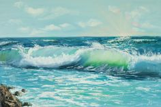 Ocean Inspiration by Joanna Ames on Etsy