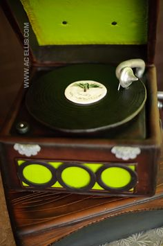 ... Grooms Cakes on Pinterest  Groom cake, Record player and Red velvet