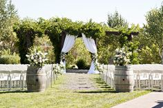 Our Winery Wedding