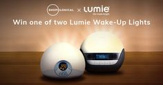 Shopological is giving away two Lumie Wake-Up Lights - I've entered and you should try your luck too!