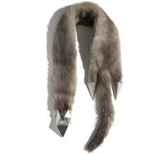 fur collar from Persephoni Look Book Mink Stole, Fall Fashion 2016, Forest Friends, Style Challenge, Fur Collars, Handmade Accessories, High Fashion, Fur Coat, Style Inspiration