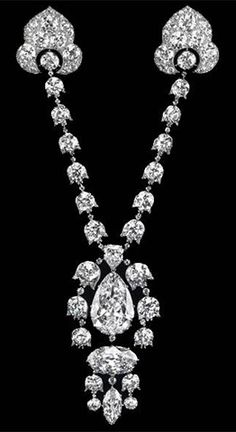 At Christie's, a Belle Époque Devant-de-Corsage diamond brooch, made in 1912 by Cartier, was estimated at $7 million to $12 million. It realized $17.5 million.