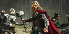 Finally, Science Explains Why No One Can Lift Thor's Hammer