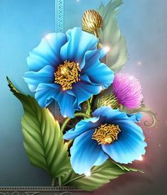 Moonbeam's Summer Roses 2D Merchant Resources moonbeam1212: