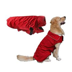 Bao Core Pets Medium/Large Dogs Spring/Fall/Winter Cold Proof Waterproof Fleece Inside Warm Fshion Universal Coat Jacket Clothes Vest (Size XL-XXL) Warm Note: 1.About Size Chest size of cloth = chest size of dog + 2-5cm Necessary data: Back length,Chest,Waist 2.Your baby usually Read  more http://dogpoundspot.com/bao-core-pets-medium-large-dogs-spring-fall-winter-cold-proof-waterproof-fleece-inside-warm-fshion-universal-coat-jacket-clothes-vest-size-xl-xxl/  Visit http://dogp