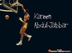 Lakers - Kareem Abdul Jabbar
