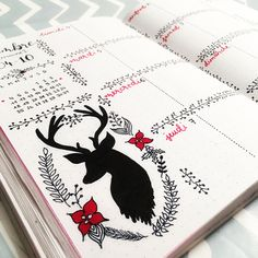 """46 mentions J'aime, 3 commentaires - Myriam  (@dolcissima_designs) sur Instagram: """"#December #layout in my #bujo ⬅️swipe for more pics . . #bulletjournal #bujoideas #bujobeauty…"""""""